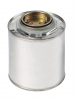 Air-Sea Containers, Code 52, UN Approved, Heavy Duty Tinplate Drum, 1L