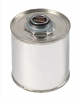 Air-Sea Containers, Code 59, UN Approved, Heavy Duty Tinplate Drum, Lacquer Lined, 500ml