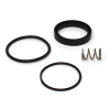 "Gammon GTP-1506-40, Female Dry Break Coupler, Aluminium, 1.5"" NPT Buna-N Seal Kit"