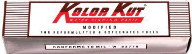 Kolor Kut Modified Water Finding Paste (For Ethanol / Gasoline Blends)