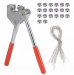 Wire & Lead Tag Security Seal Kit