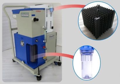 Oilybits Coolant / Cutting Fluid, Tramp Oil Separating & De-Odourising System