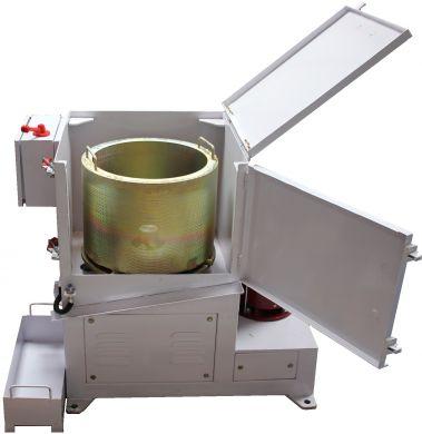 Oilybits OB-45 Perforated Basket Centrifuge / Centrifugal Sieve