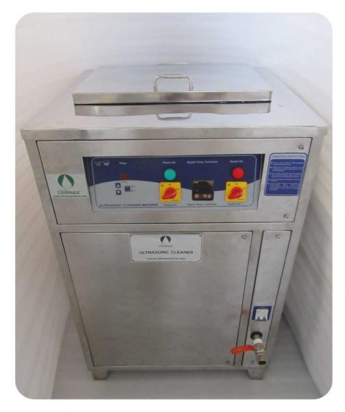 Oilybits Ultrasonic Cleaner, 50 to 120 Litre